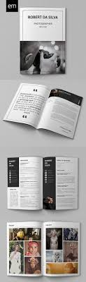 ideas about Graphic Resume on Pinterest   Infographic Resume     Pinterest Photography Resume Portfolio Pack