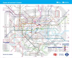 Canada Rail Map by London Rail Map National Rail Map London England