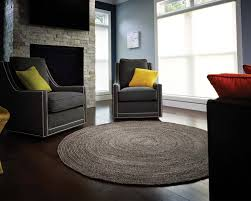 decor modern area rug decorating ideas with outstanding round
