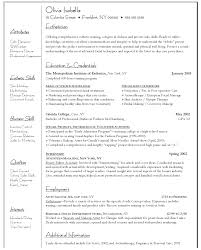 occupational therapy resume examples sample resume for psychology graduate http www resumecareer sample resume for psychology graduate http www resumecareer info