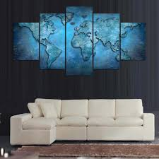 World Map Canvas by Compare Prices On Vintage Map Canvas Online Shopping Buy Low