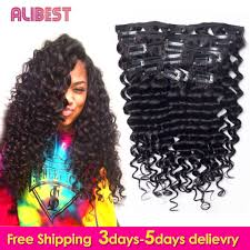 Indian Remy Human Hair Clip In Extensions by Online Get Cheap Virgin Indian Hair Clip Ins Aliexpress Com