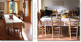 Tuscan Dining Room Essentials - Tuscan dining room