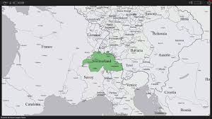 Map Of France And Switzerland by History Map Of Switzerland Youtube