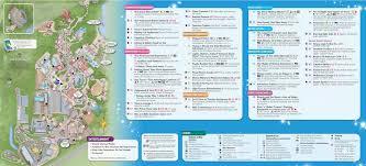 Map Of Downtown Disney Orlando by Walt Disney World Maps For Theme Parks Resorts Transportation