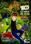Ben 10 Ultimate Alien เบ็นเท็น อัลติเมทเอเลี่ยน vol.1-8 / 8 แผ่น ...