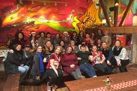 volunteer thanksgiving chicago national volunteer month chicago cares chicago woman magazine