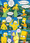 Image result for the simpsons porn