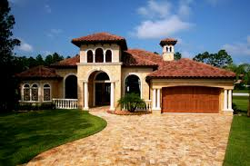 Single Story House Styles Single Story Tuscan Style House Plans Nice Home Zone