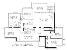 beach house plans with guest suite arts