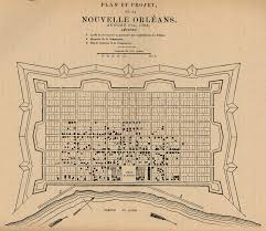 Map New Orleans French Quarter by Louisiana Maps Map Collection Ut