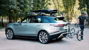 2018 range rover velar accessories youtube