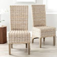 Safavieh Dining Room Chairs by Safavieh Pembrooke Natural Unfinished Mango Wood Side Chair