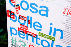 ... realizzato da Anna Roberti, Alice Guastadini, Ilenia Gamberini, Eléonore Grassi, la FunkyZdaura, Michele Restuccia e Laura Cacciari. - cosa-bolle-in-pentola-2