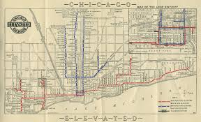 North Shore Chicago Map by Keeping Everyone In The Loop 50 Years Of Chicago U201cl U201d Graphics