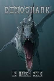 ดูหนังออนไลน์ฟรี Dinoshark ไดโนชาร์ค ฉลามยักษ์ล้านปี