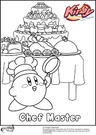 kirby coloring pages kir coloring pages for kids free kir