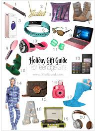 holiday gift guide gifts for teen girls holiday gift guide