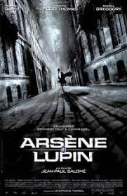 Arséne Lupin poster