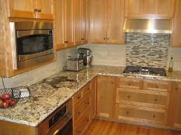 backsplashes kitchen backsplash ideas with honey oak cabinets