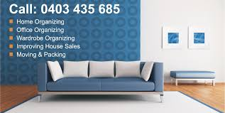 decluttering home services brisbane assist with home organising