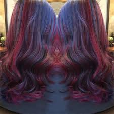 Coloring Ideas by 7 Incredible Maroon Hair Color Ideas