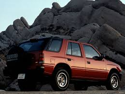 63 best isuzu rodeo trucks images on pinterest rodeo 4x4 and trucks
