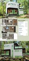 900 Sq Ft Floor Plans by 25 Best Small Modern House Plans Ideas On Pinterest Modern