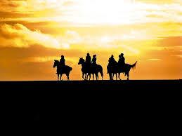 Beautiful Horse Women