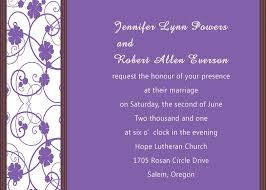 Editable Wedding Invitation Cards Free Vintage Purple Wedding Invitations Int072 Int072 0 00