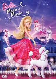 Barbie Moda e Magia Dublado – 2010