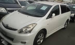 toyota wish toyota wish used japanese vehicles in durban