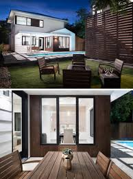 Pool Guest House A Detached Guest House Lap Pool And Fire Pit Fill The Backyard