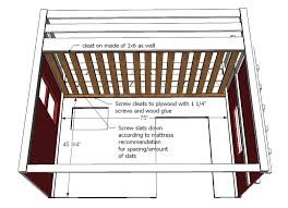 Plans For Building Bunk Beds by Ana White Fire Truck Loft Bed Diy Projects