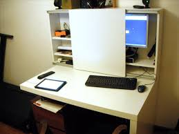 Ikea Computer Table Workspace Cool Home Office With Ikea Expedit Desk For Your