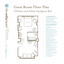 typical hotel room floor plan scope of work template cad