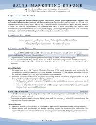 sample resume for accounts receivable resume samples for sales and marketing jobs resume samples