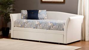Linen Daybed Bed Pleasurable Theory Upholstered Daybed Couch Beguile