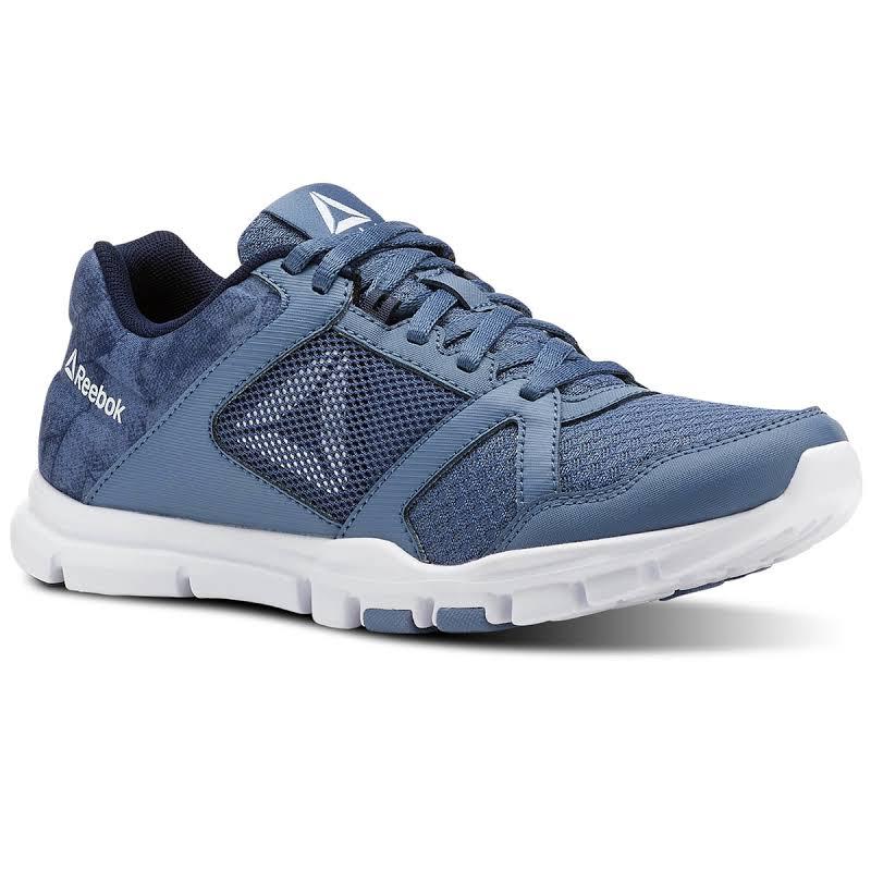 Reebok Yourflex Trainette 10 Mt Cross-Training Shoes Blue, 7