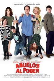 Abuelos Al Poder (Parental Guidance)