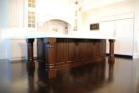 How To Install Kitchen Island by How To Install Kitchen Cabinets Wall And Floor With Legs Image
