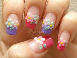 3d flowers for nails how you can do it at home pictures designs