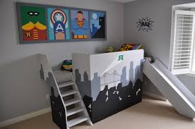 Diy Bunk Bed With Slide by Bedroom Room Decor Ideas Diy Kids Loft Beds Triple Bunk Beds For