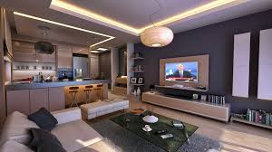 Modern Living Room For Apartment Interior Design Ideas8 Interior Design Ideas Interior Design