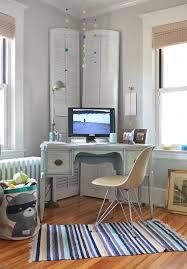 Bay Window Desk Modern Corner Desk Home Office Contemporary With Bay Window Black