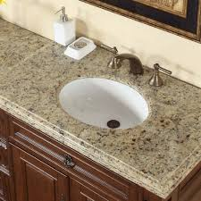 White Bathroom Vanity With Granite Top by Bathroom Vanity Granite Top Ideas For Home Interior Decoration