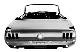 all new 1967 ford mustang convertible body to start at 15 995
