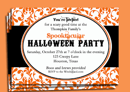 New Office Invitation Card Halloween Office Party Invitation Wording U2013 Festival Collections