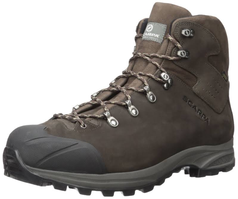Scarpa Kailash Plus GTX Backpacking Boots Dark Coffee Medium 50 61061/200-Dkcof-50
