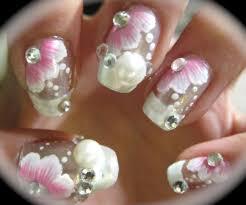 beautiful wedding nail designs wedding nails